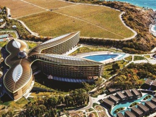 Mriya Resort & Spa из Крыма – лучший в Европе